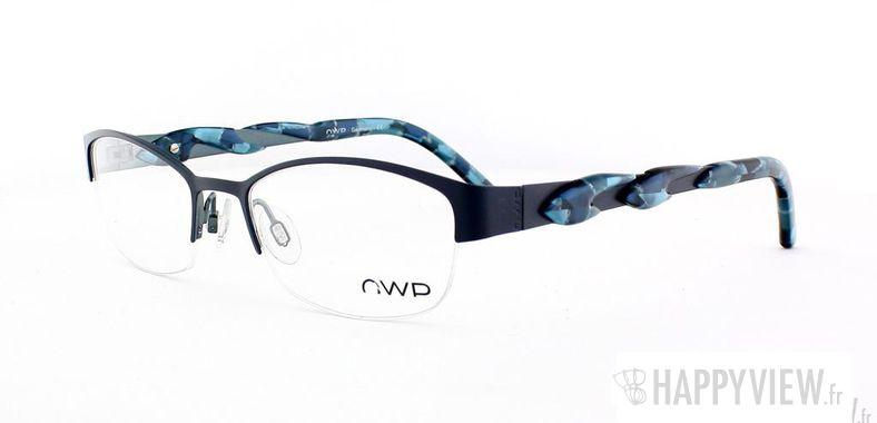 Lunettes de vue OWP OWP 1359 bleu - vue de face