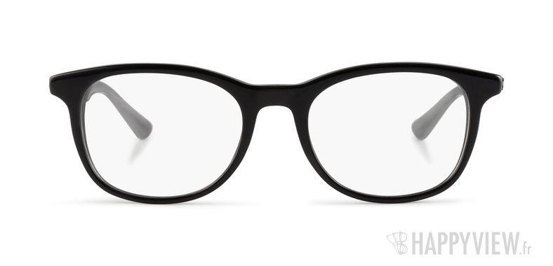 Lunettes de vue Ray-Ban RX 5356 noir - vue de face