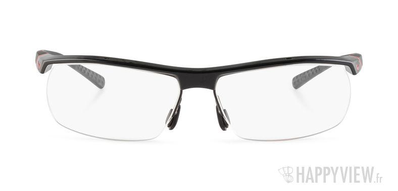 Lunettes de vue Nike 7071 noir - vue de face