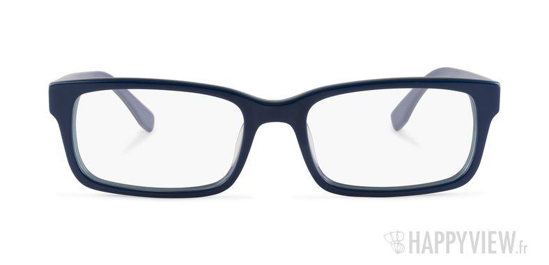 Lunettes de vue Lacoste L 2725 bleu - vue de face