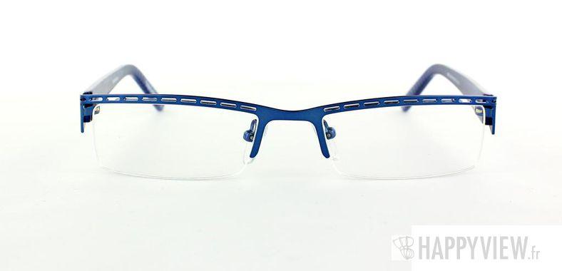 Lunettes de vue Happyview Annecy bleu - vue de face
