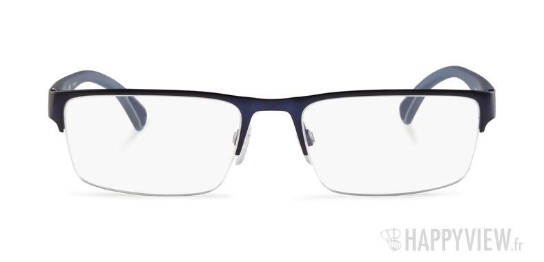 Lunettes de vue Emporio Armani EA 1050 bleu - vue de face