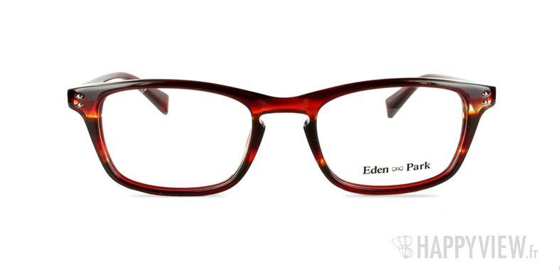 Lunettes de vue Eden Park Eden Park 3007 rouge - vue de face