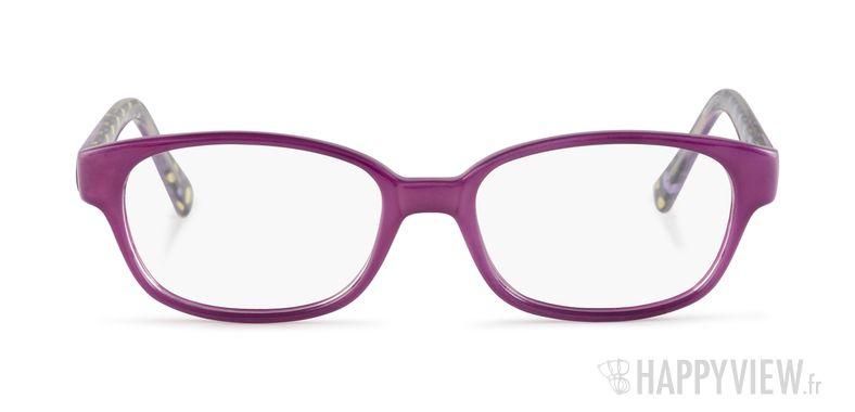 Lunettes de vue Happyview Cambrai violet - vue de face