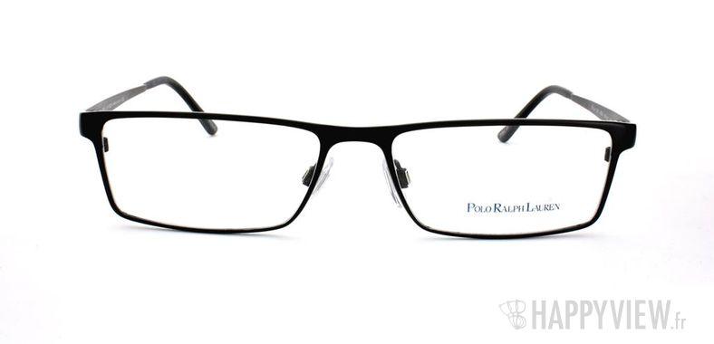 Lunettes de vue Polo Ralph Lauren Polo Ralph Lauren 1105 noir - vue de face
