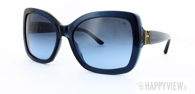 Lunettes de soleil Ralph Lauren Ralph Lauren 8083 bleu - vue de 3/4