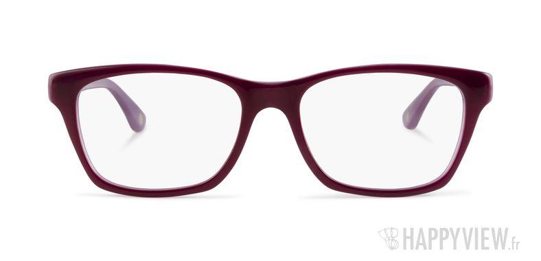 Lunettes de vue Vogue VO 2714 violet - vue de face