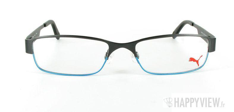 Lunettes de vue Puma Puma 15277 gris/bleu - vue de face