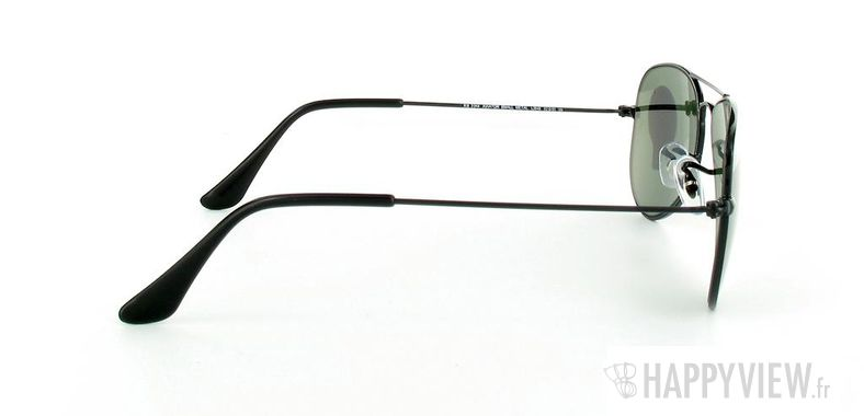 Lunettes de soleil Ray-Ban Ray-Ban Aviator Small noir - vue de côté