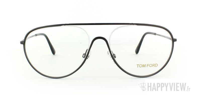 Tom Ford 5154 - Lunettes de vue Tom Ford Marron pas cher en ligne 4b76bb14d11a