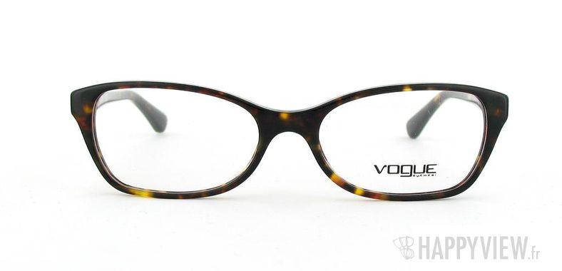 Lunettes de vue Vogue Vogue 2737 écaille - vue de face