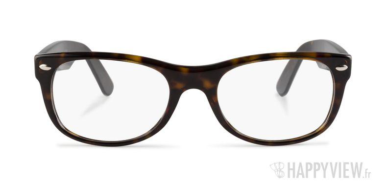 Lunettes de vue Ray-Ban RX 5184 New Wayfarer Small écaille - vue de face