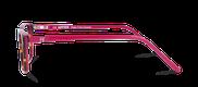 Lunettes de vue Happyview CAMILLE écaille/rose - danio.store.product.image_view_side miniature