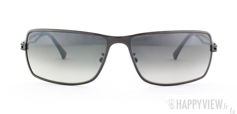 Lunettes de soleil Police Police S8766 gris - vue de face