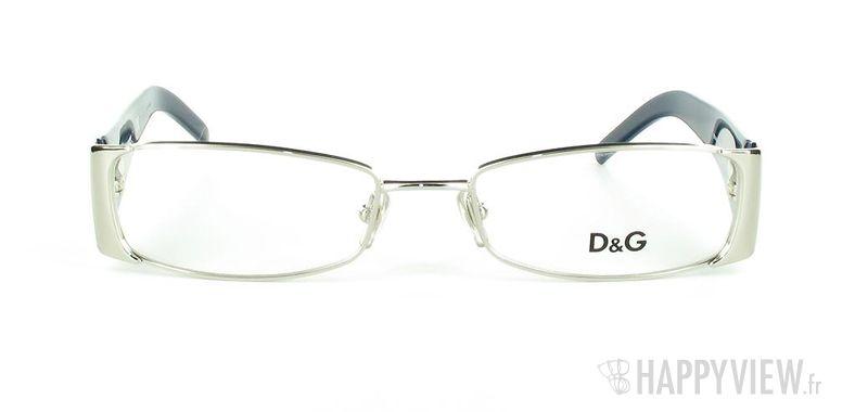 Lunettes de vue Dolce & Gabbana D&G 5049 autre/argenté - vue de face