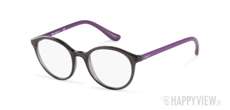 Lunettes de vue Vogue VO 5052 gris/bleu - vue de 3/4