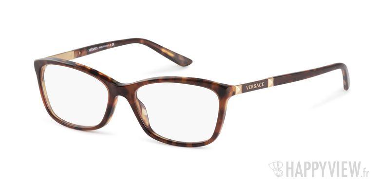 Lunettes de vue Versace VE 3186 écaille - vue de 3/4