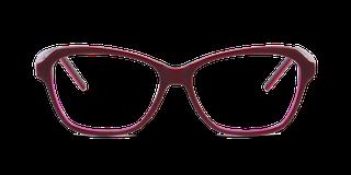 Lunettes de vue Happyview DIANE violet fabriquées en France