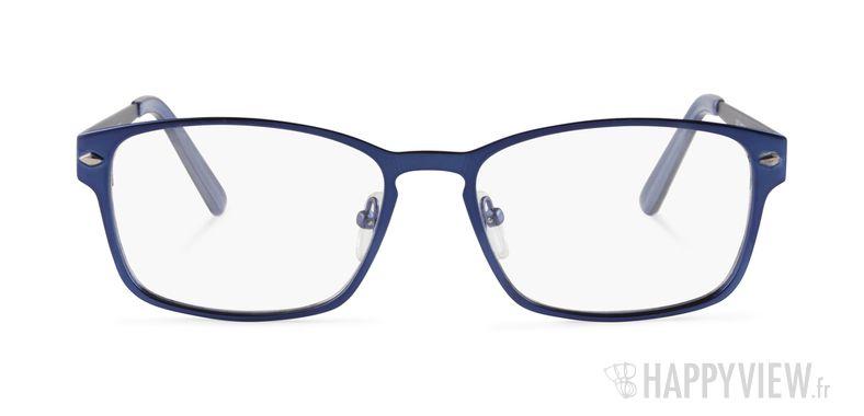 Lunettes de vue Happyview Evian bleu - vue de face