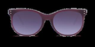 Lunettes de soleil Happyview CONSTANCE violet fabriquées en France