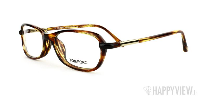 Lunettes de vue Tom Ford Tom Ford 5136 écaille - vue de 3/4