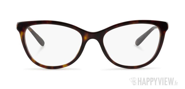 Lunettes de vue Dolce & Gabbana DG 3258 écaille/marron - vue de face