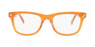 Lunettes de vue Happyview Barcelone orange
