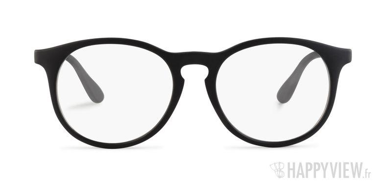 Lunettes de vue Ray-Ban RY 1554 Junior noir - vue de face