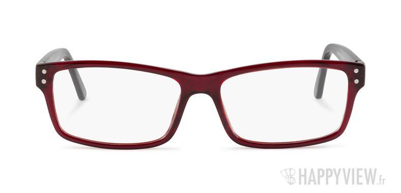Lunettes de vue Happyview Arles rouge - vue de face