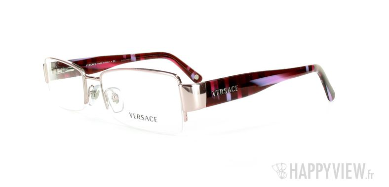 Lunettes de vue Versace VERSACE 1172 rose - vue de 3/4