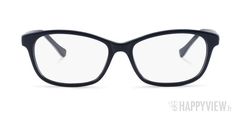 Lunettes de vue Kenzo KZ 2208 bleu - vue de face