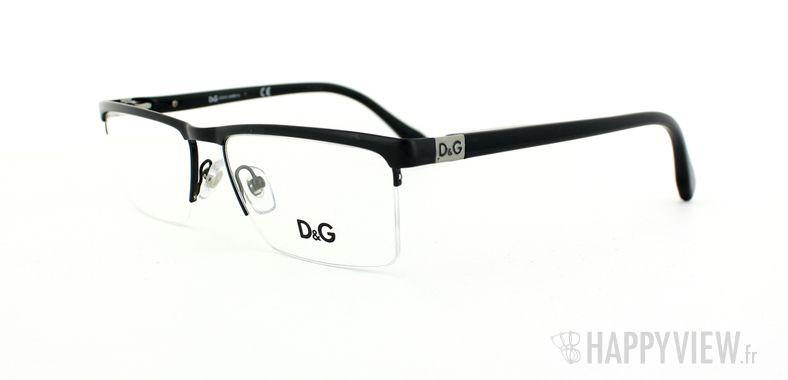 Lunettes de vue Dolce & Gabbana D&G 5104 noir - vue de 3/4