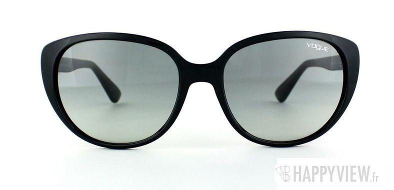 Lunettes de soleil Vogue Vogue 2742S noir - vue de face