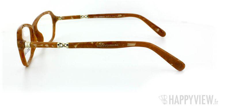 Lunettes de vue Dolce & Gabbana Dolce & Gabbana 3145 écaille - vue de côté