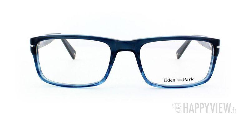 Lunettes de vue Eden Park Eden Park 3008 bleu - vue de face