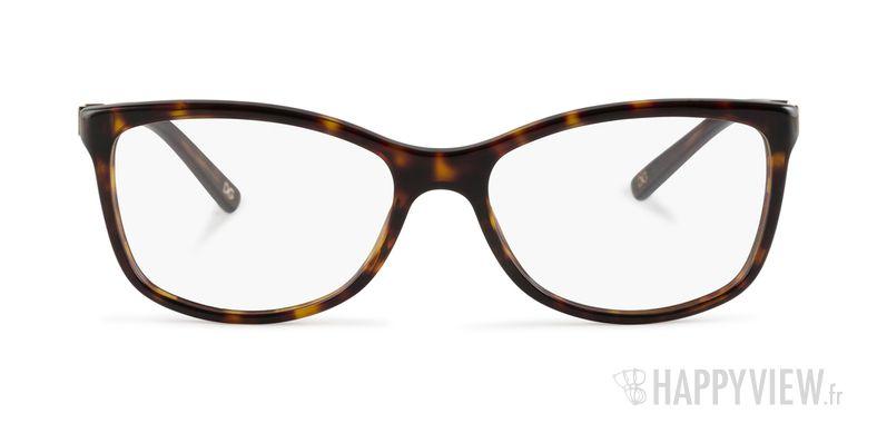 Lunettes de vue Dolce & Gabbana DG 3107 écaille/marron - vue de face
