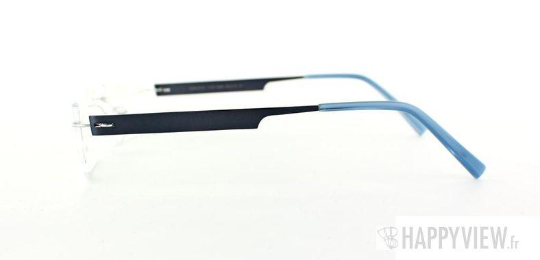 Lunettes de vue Starvision by Seiko Starvision 1016 Titane bleu - vue de côté