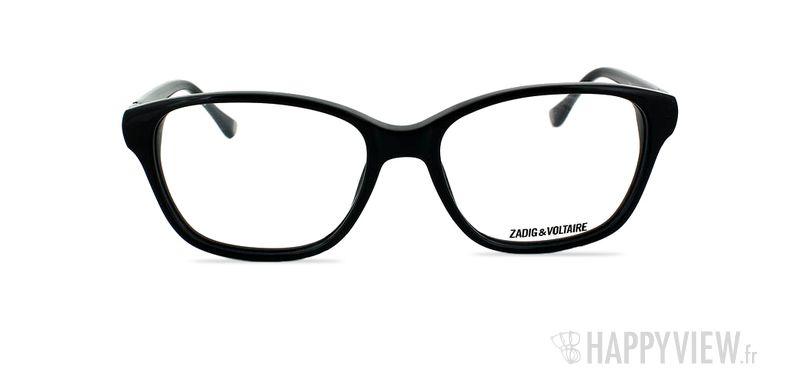 Lunettes de vue Zadig&Voltaire Zadig&Voltaire 2035 noir - vue de face